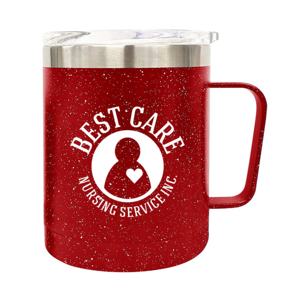 View larger image of Add Your Logo: Travel Campfire Mug