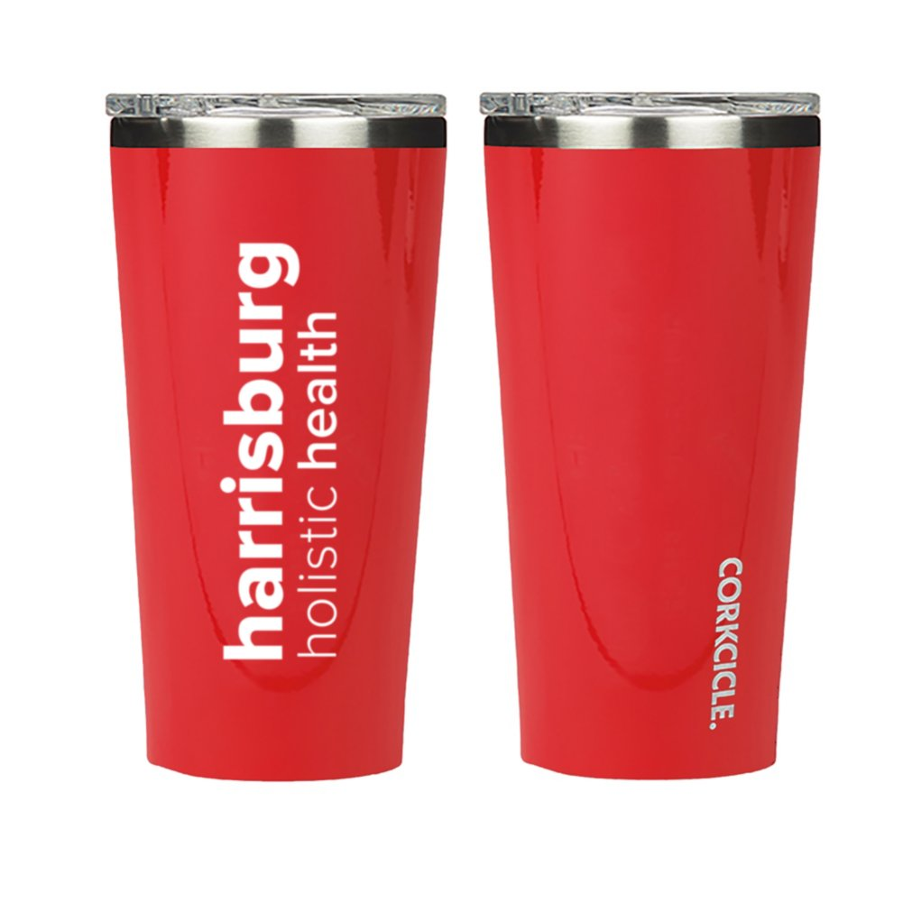 View larger image of Add Your Logo: Corkcicle Tumbler 16oz.