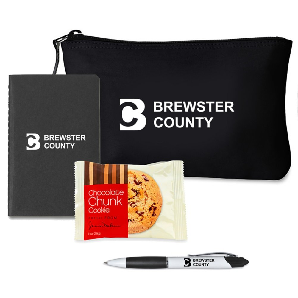 View larger image of Add Your Logo: On-the-Go Gift Set