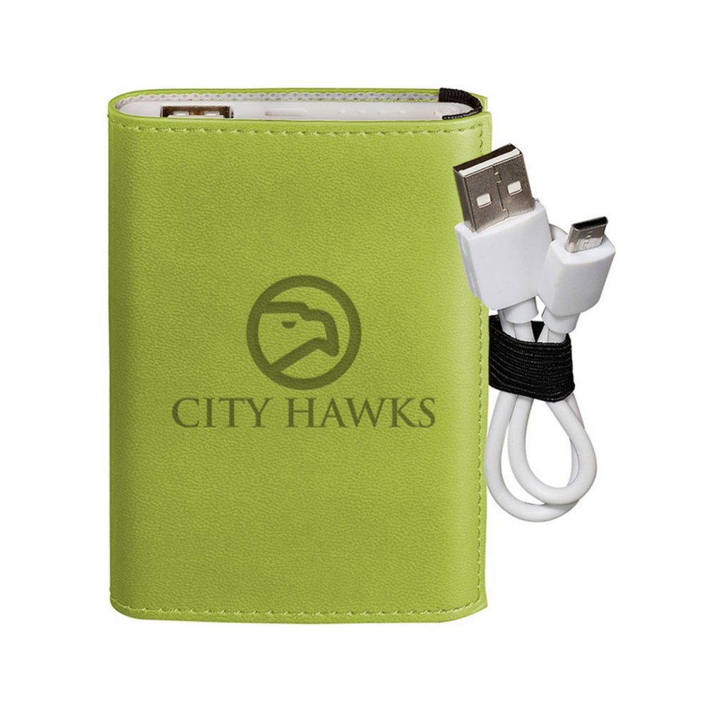 View larger image of Add Your Logo: Executive Slim Charger
