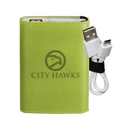 Add Your Logo: Executive Slim Charger