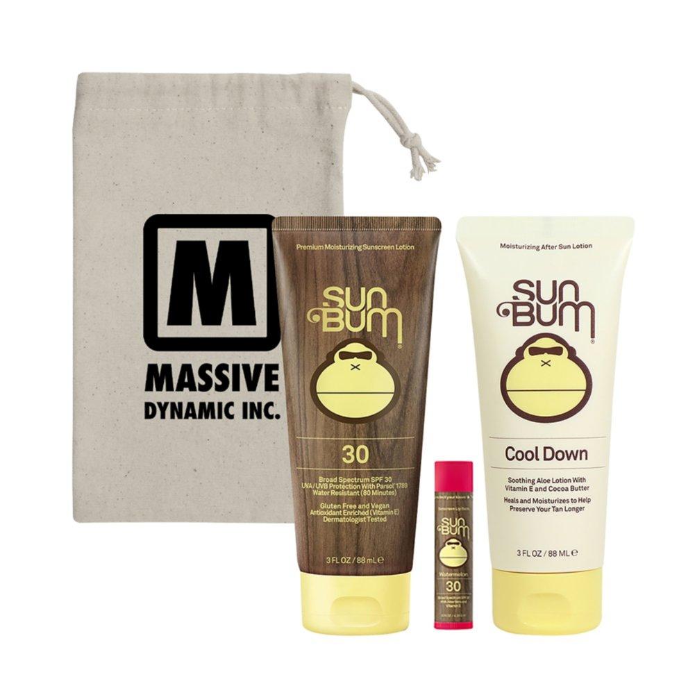 View larger image of Add Your Logo: Sun Bum Beach Set