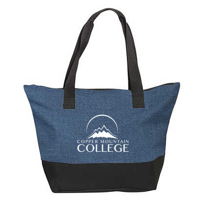 Add Your Logo: Around Town Tote