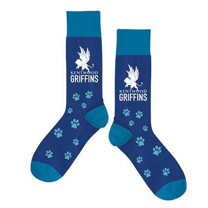 Add Your Logo: Toe-tally Awesome Socks