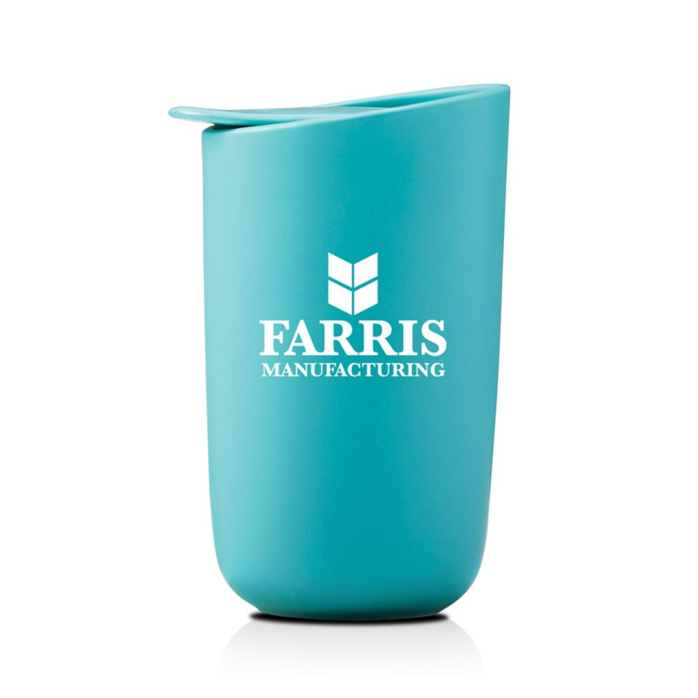 View larger image of Add Your Logo: Mod Ceramic Tumbler