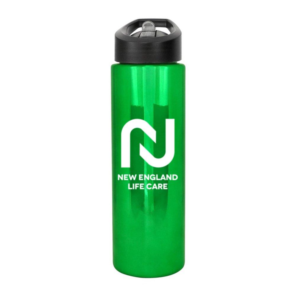 View larger image of Add Your Logo: 24 oz. Metallic Bottle