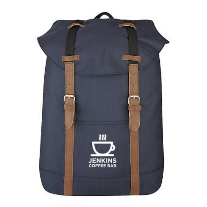 Add Your Logo: Traveler Knapsack