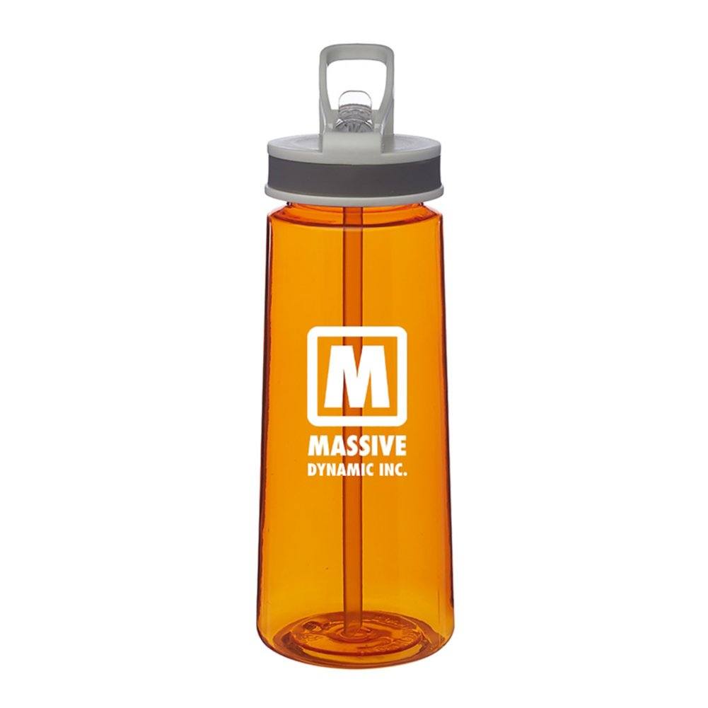View larger image of Add Your Logo: Sip Away Sports Water Bottle