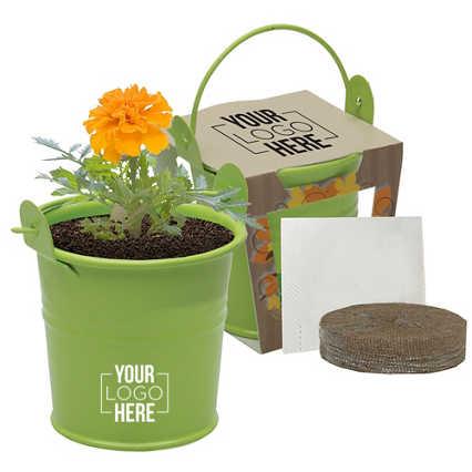Add Your Logo: Mini Metal Blossom Kit