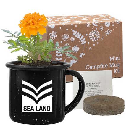 Add Your Logo: Petite Mug Blossom Kit
