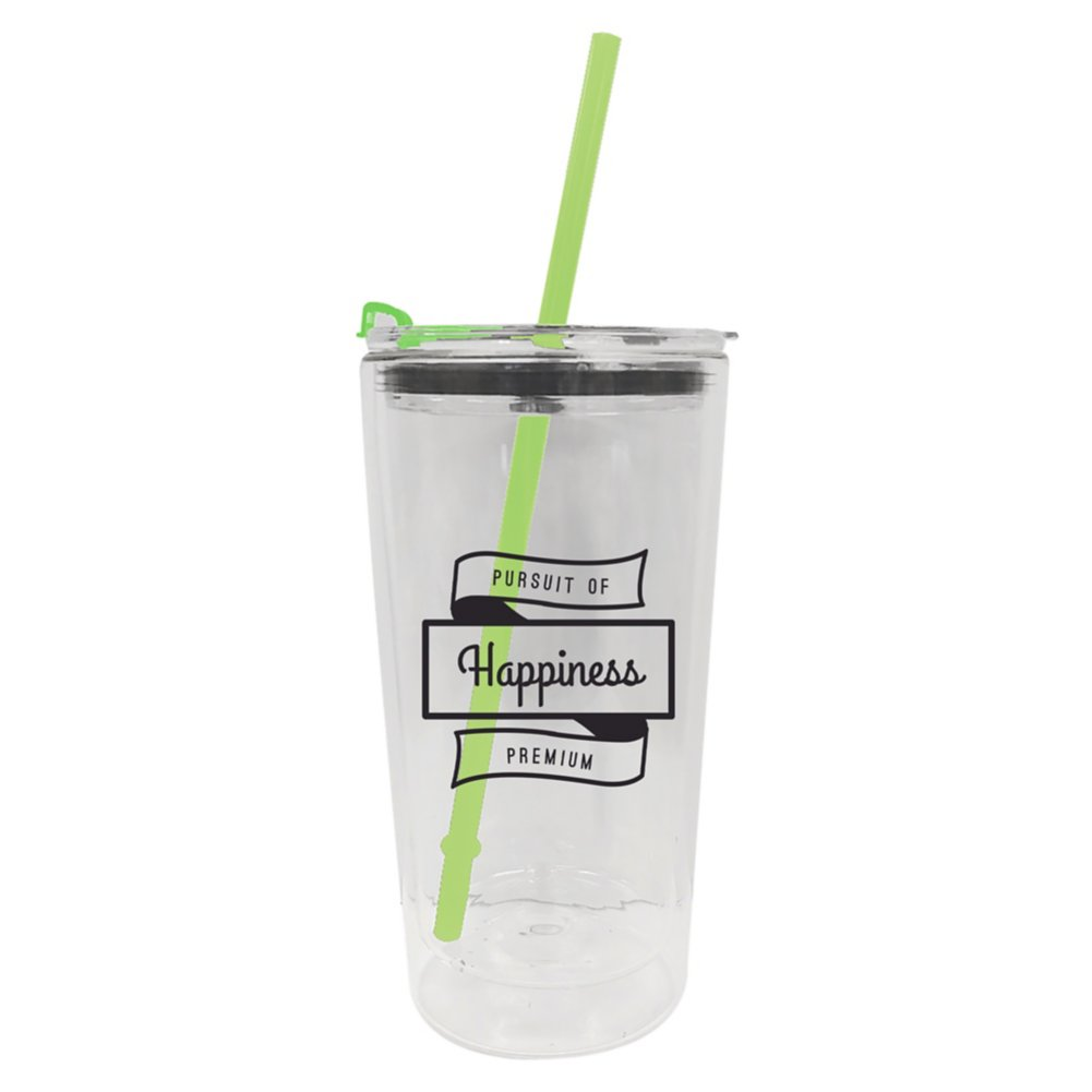 View larger image of Add Your Logo: 20 oz. Glass Tumbler