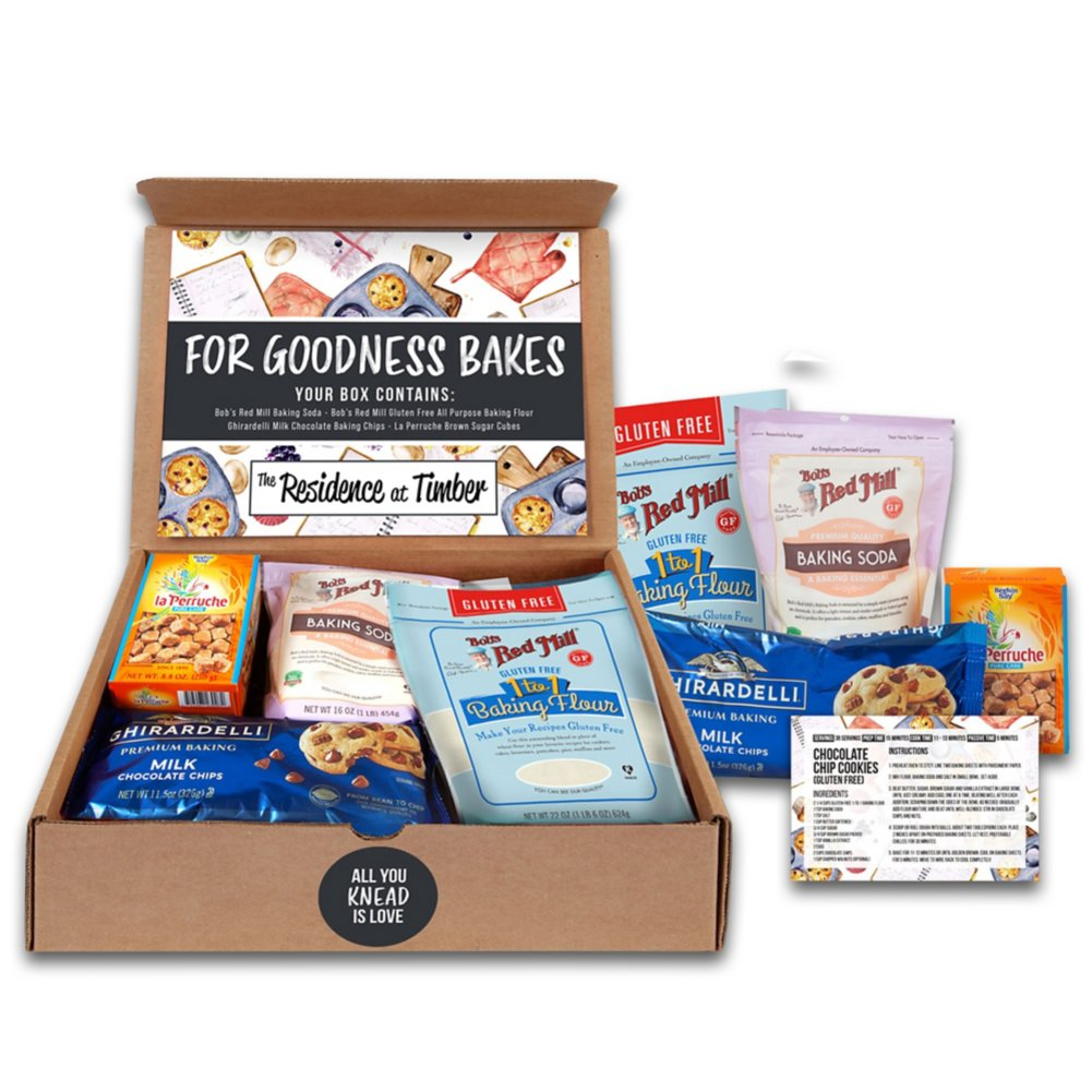 View larger image of Add Your Logo: Baking Kit