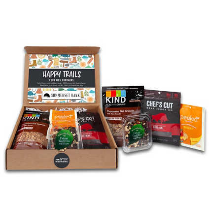 Add Your Logo:  Healthy Gourmet Kit
