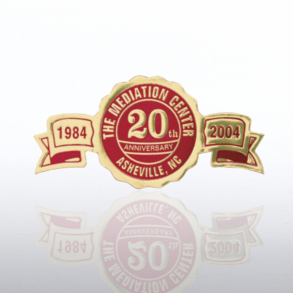 View larger image of Custom Anniversary Seal - Banner