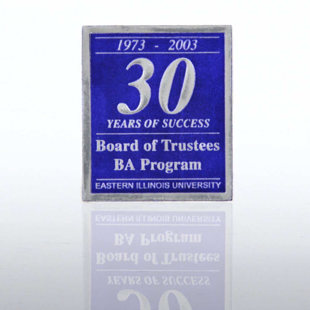 View larger image of Custom Anniversary Seal - Rectangle
