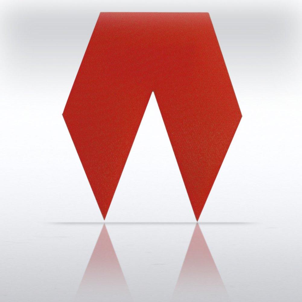 View larger image of Satin Award Ribbons - Red