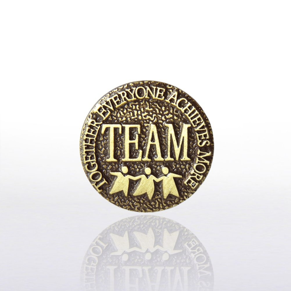 View larger image of Lapel Pin - TEAM