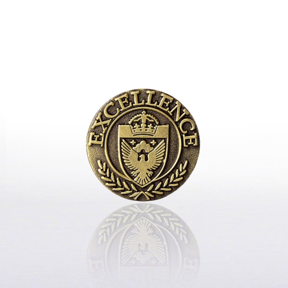 View larger image of Lapel Pin - Excellence