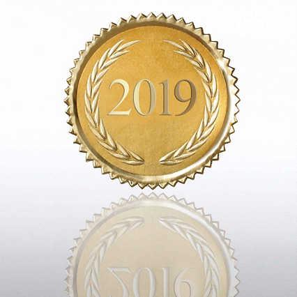 Certificate Seal - 2019 Laurels