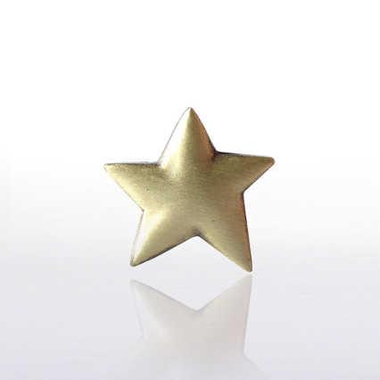 Lapel Pin - Gold Star