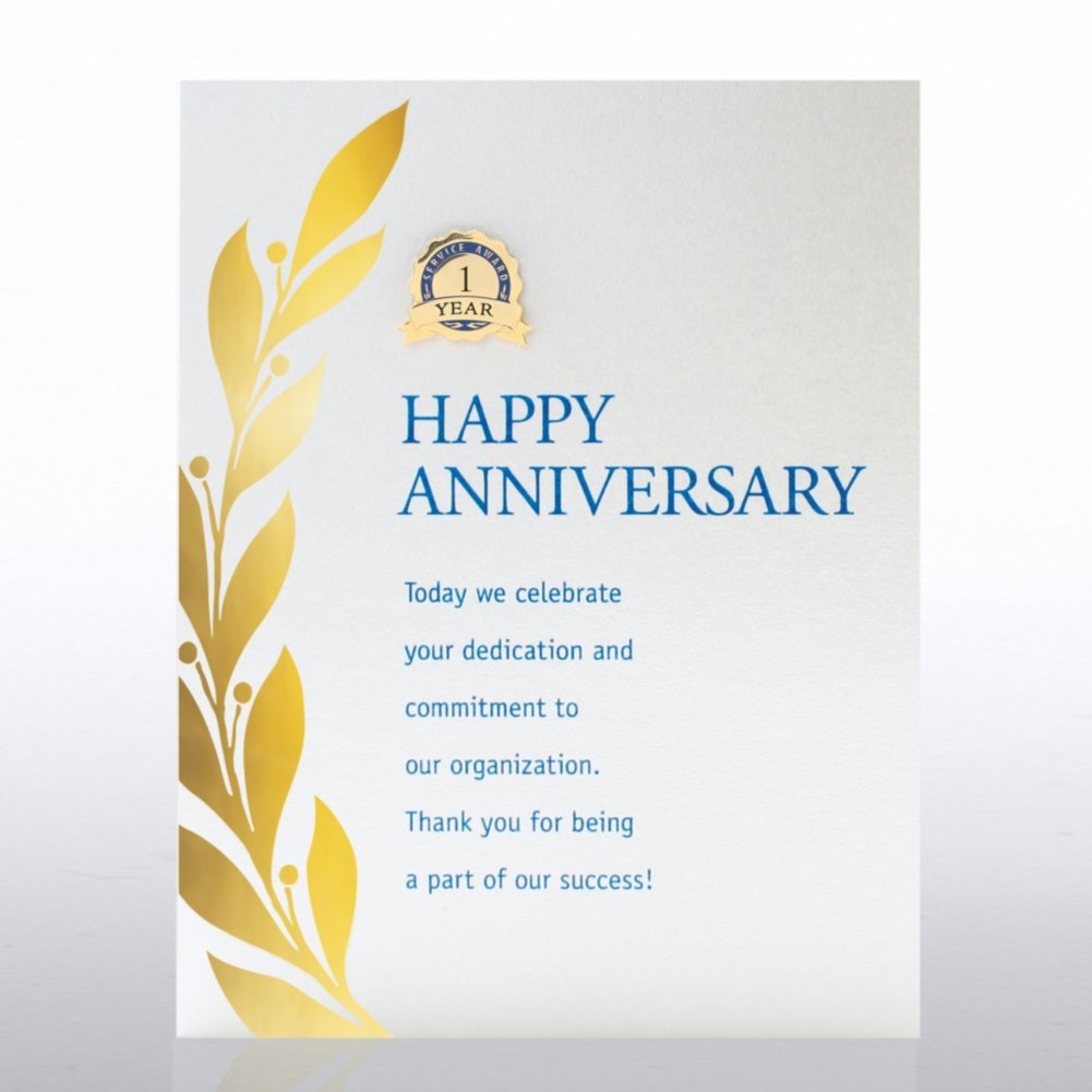View larger image of Character Pin - Happy Anniversary