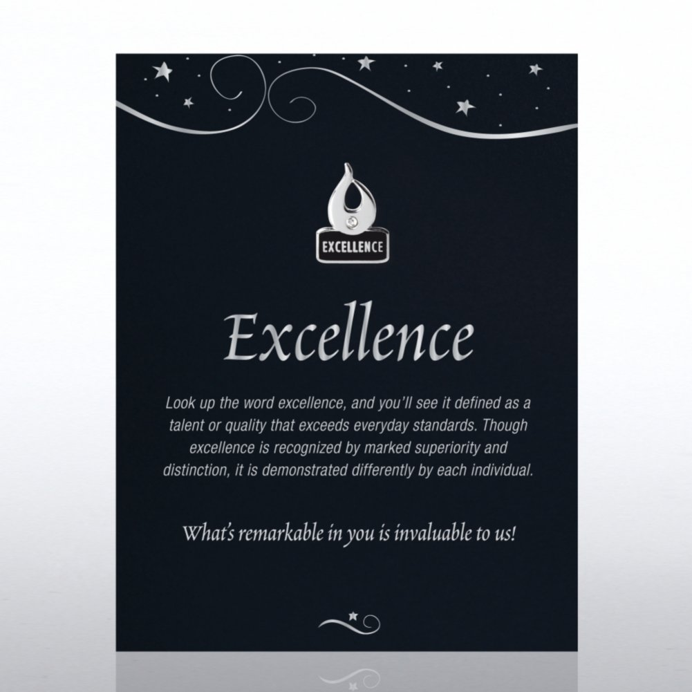 View larger image of Character Pin - Excellence Flame