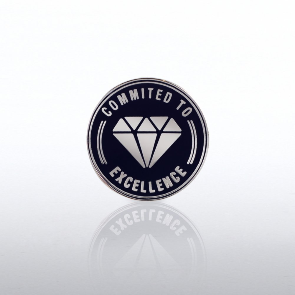View larger image of Lapel Pin - Committed to Excellence