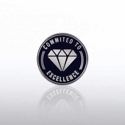 Lapel Pin - Committed to Excellence