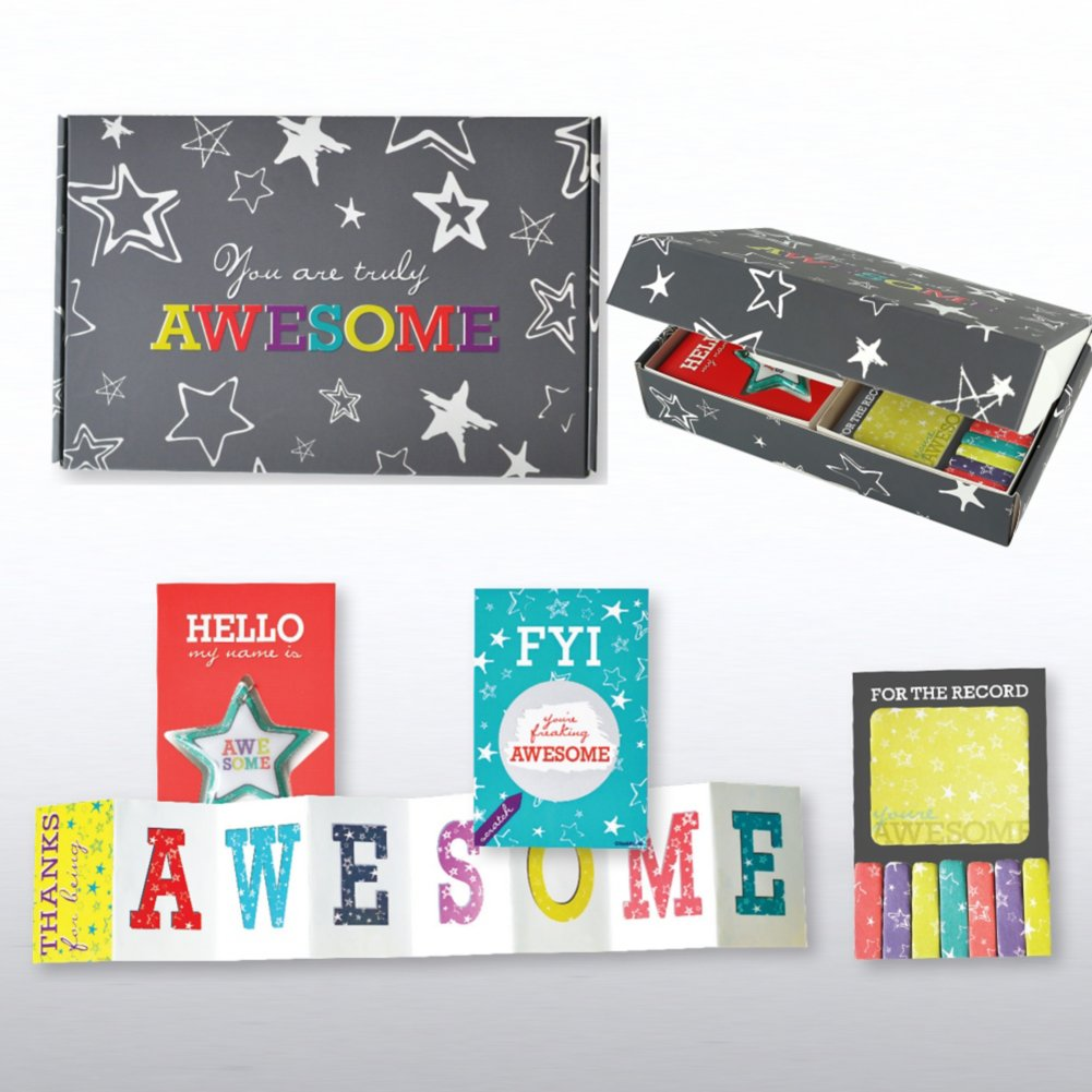 Awesome in a Box - Thanks for Being Awesome!