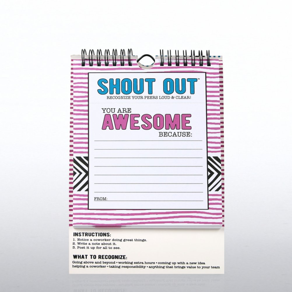 View larger image of Shout Out - You're Awesome Because