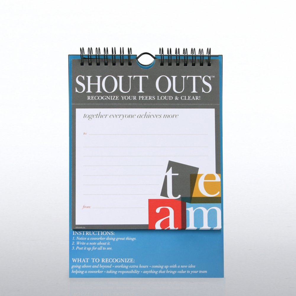 View larger image of Shout Out - TEAM