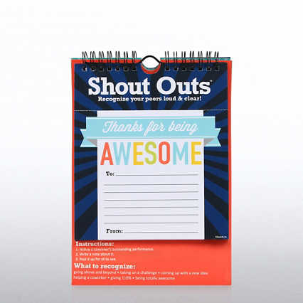 Shout Out - Thanks for Being Awesome