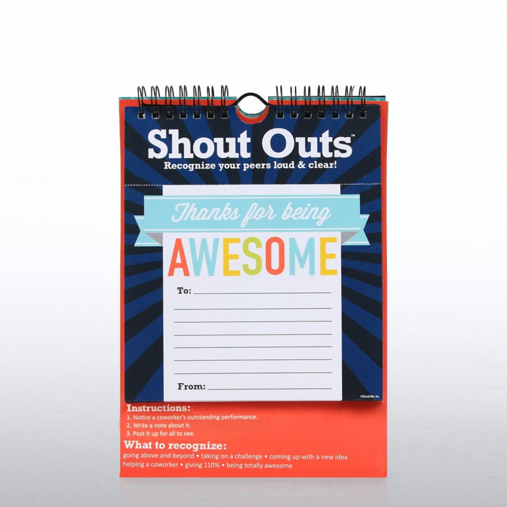 View larger image of Shout Out - Thanks for Being Awesome