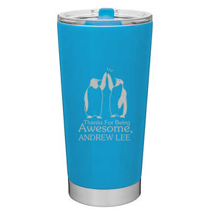 Surpr!se Custom: Feelin' Bold Travel Mug