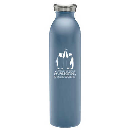 Surpr!se Custom: Posh Stainless Steel Water Bottle