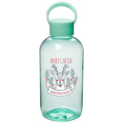 Perfectly Pastel Water Bottle