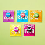 View larger image of Bravo Button Pack - Bold and Bright Recognition