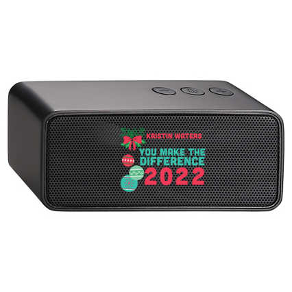 Upbeat Bluetooth Speaker