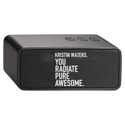 Custom Collection: Upbeat Bluetooth Speaker