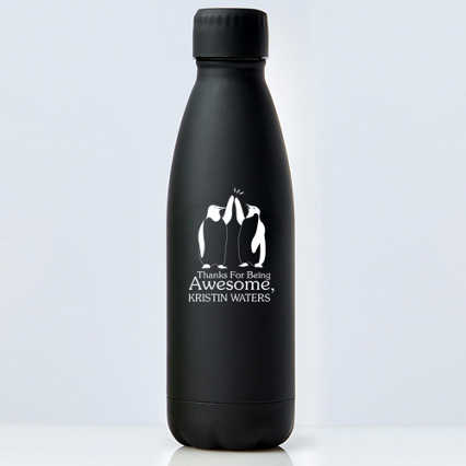 Surpr!se Custom: Smooth Operator Bowie Water Bottle