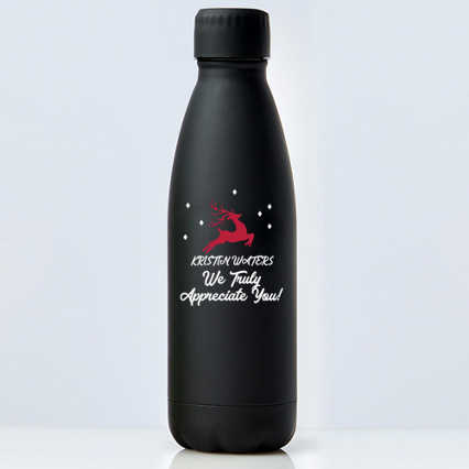 Smooth Operator Bowie Water Bottle