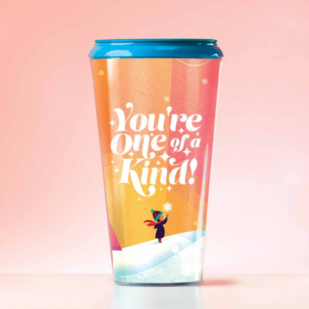 View larger image of Joyful Value Mug - You're One of a Kind!   AMAZON