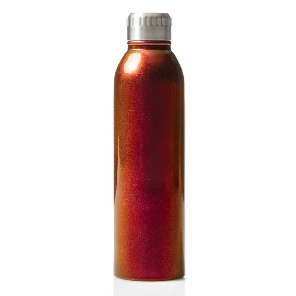 Shimmering Stainless Steel Water Bottle