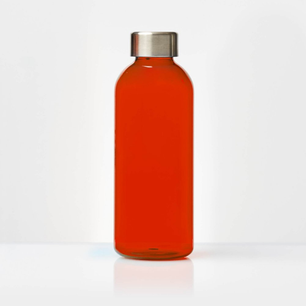 View larger image of Custom Collection: Glossy Water Bottle Stainless Steel Lid