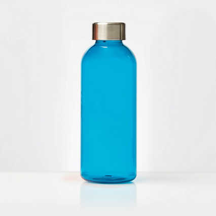 Surpr!se Custom: Glossy Water Bottle with Stainless Steel Lid
