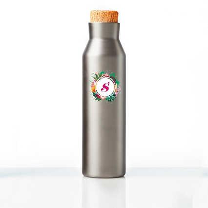 Surpr!se Custom: Suave Stainless Steel Water Bottle
