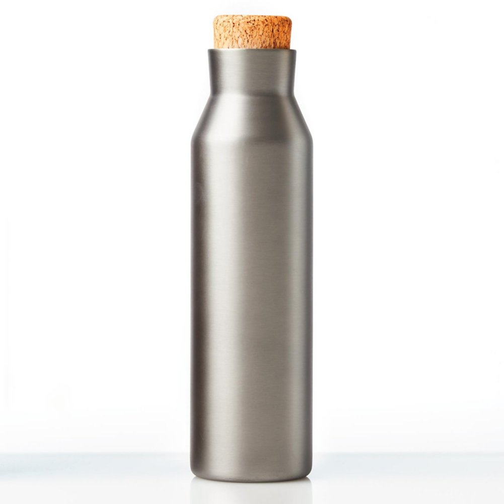 View larger image of Custom Collection: Suave Stainless Steel Water Bottle
