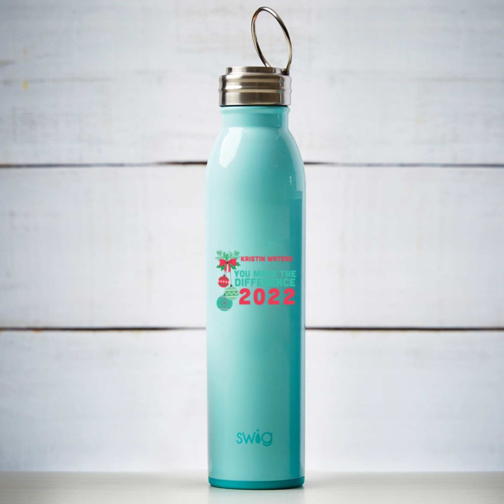 View larger image of Swig Stainless Bottle