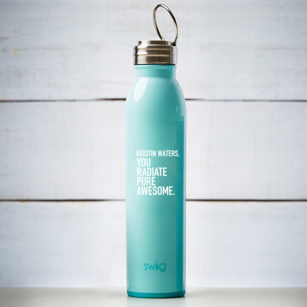 View larger image of Custom Collection: Swig Stainless Bottle