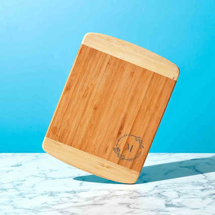 Custom Collection: Eco-Wise Bamboo Cutting Board